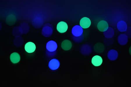 Multipurpose Abstract Light Dark blur bokeh background Vector Illustration