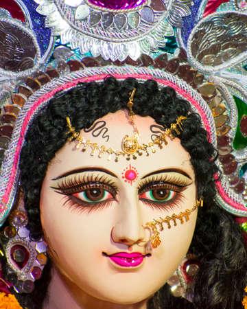 durga puja Navratri festival celebrations goddess Durga auspicious nine day festival celebration of womanhood