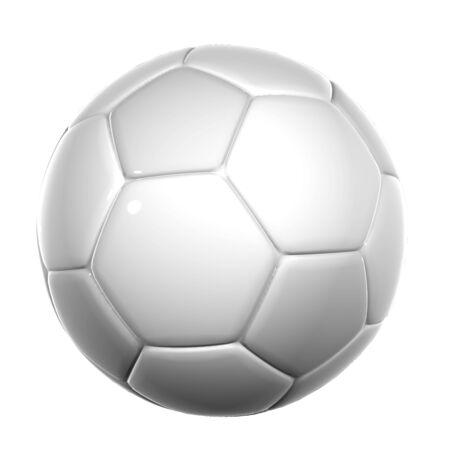 Fußball Standard-Bild - 3769563