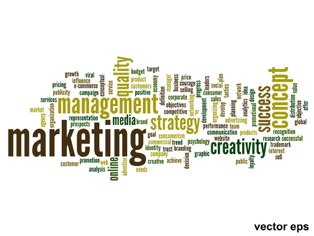 business word: conceptual business word cloud concept