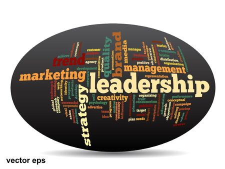 market value: concept or conceptual 3D oval or ellipse abstract word cloud on black background, metaphor for business, trend, media, focus, market, value, product, advertising, customer, corporate wordcloud