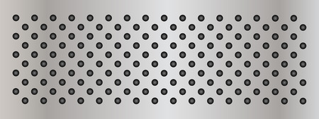 aluminum: Gray metal steel or aluminum abstract texture background banner
