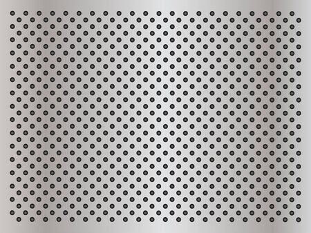 aluminum: Gray metal steel or aluminum abstract texture background Stock Photo