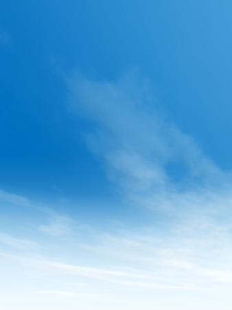 cielo: natural del cielo azul hermoso con las nubes blancas nubes de fondo paraíso