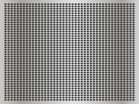 netting: Gray metal steel or aluminum abstract texture background Stock Photo