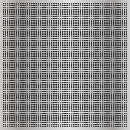 mesh texture: Vector concept conceptual gray metal stainless steel aluminum perforated pattern texture mesh background