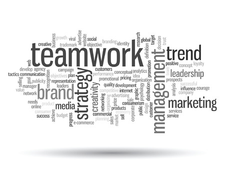 Vector conceptual business marketing word cloud concept isolated on background