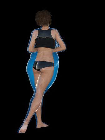 caratteristiche di perdita di peso sano