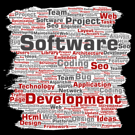 Vector conceptual software development project