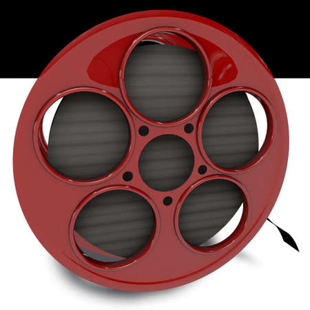 a pictogram to symbolize film and video
