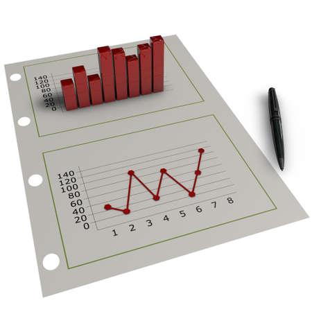 responsabilidad: un pictograma de la relaci�n de los inversores de campo