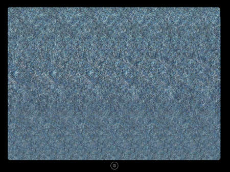 magic eye: a stereogram where you can detect two people crossing with the right view Stock Photo