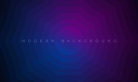 Modern Premium dark neon background and abstract wallpaper illustration with stylish color lines and elements. Rich blue and violet color abstract background for header, website, landing page, banner.