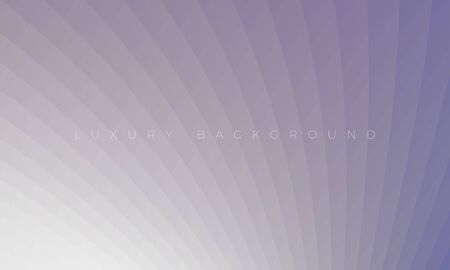 Modern silver gray and light violet background with stylish curved elements. Premium Luxury wallpaper and background illustration. Rich abstract design for header, website template, landing, banner.