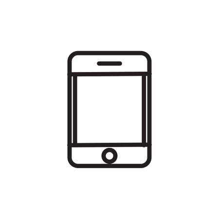 Mobile icon,vector illustration EPS 10