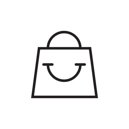 Handbag icon EPS 10