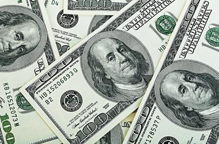 heap of dollar: Dollars background