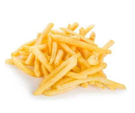 Gefrituurde frietjes.