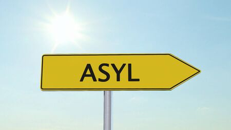 humane: Asylum Signpost