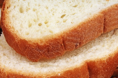 Bread texture. Bread pattern as background. Imagens