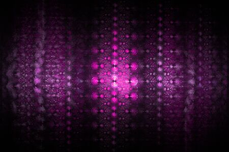 Black purple UV fractal graphic geometric shapes beautiful wallpaper background logo cover backdrop