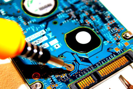 data recovery: Hard Disk Data Recovery