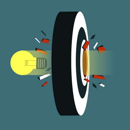 achievable: Target Bulb