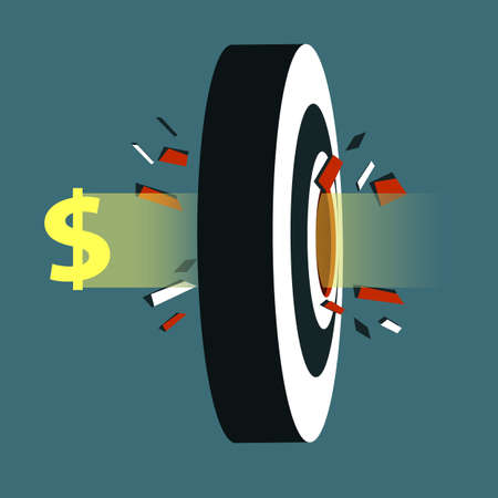 Target Money Vector