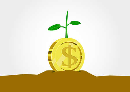 growing money: Growing Money Plant