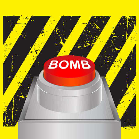 bomb: Bomb button Illustration