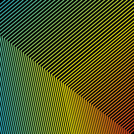 speed: Colourful Speed stripes design