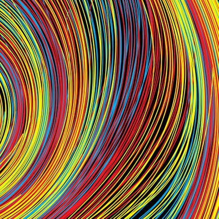 vibrance: Colourful Speed stripes design
