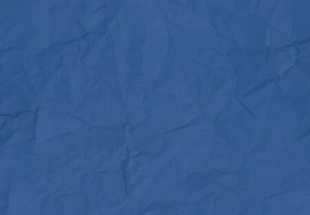 deep blue: deep blue sea color paper is full of being wrinkled