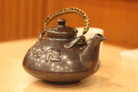 Tea pot photo