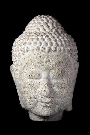 divinity: Buddha Head Sculpture