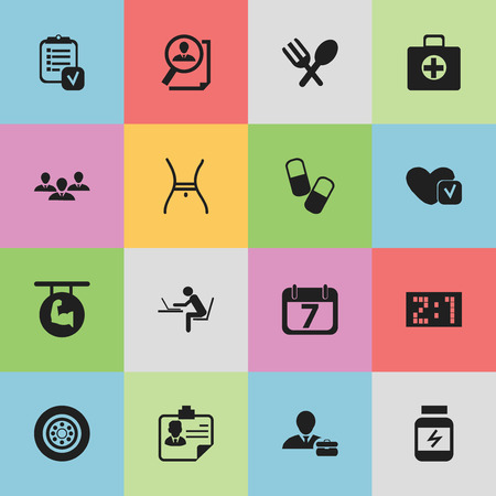 laptop repair: Set Of 16 Editable Complicated Icons. Includes Symbols Such As Soul, Questionnaire, Drug And More. Can Be Used For Web, Mobile, UI And Infographic Design.