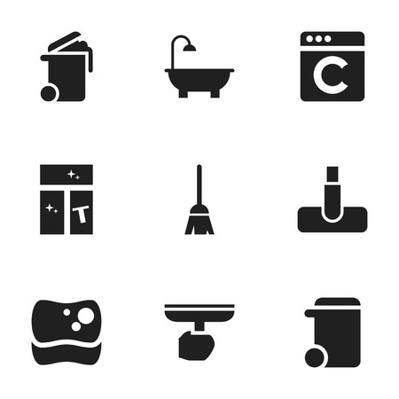 Editable Cleanup Icons