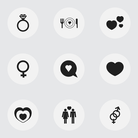 Set Of 9 Editable Amour Icons. Includes Symbols Such As Dear, Soul, Plate And More. Can Be Used For Web, Mobile, UI And Infographic Design.