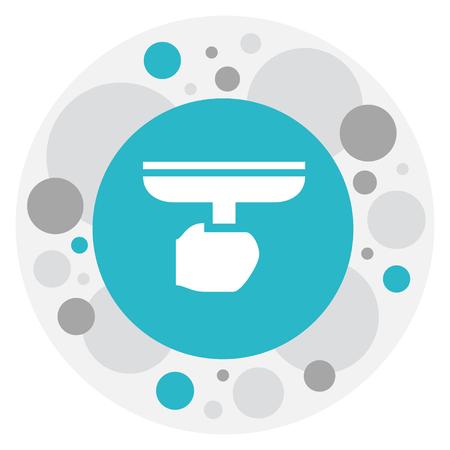 antiseptic: Vector Illustration Of Hygiene Symbol On Window Cleaner Icon Illustration