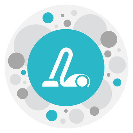 exchanger: Vector Illustration Of Equipment Symbol On Vacuum Cleaner Icon Illustration