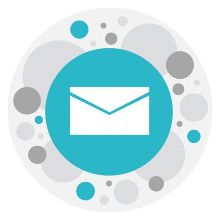 wap: Vector Illustration Of Network Symbol On Message Icon