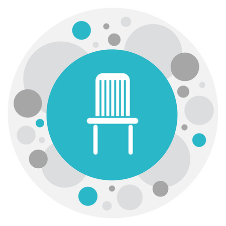 Interior Symbol On Chair Icon
