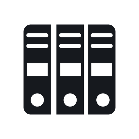 Archive icon vector isolated on white background for your web and mobile app design, Archive logo concept