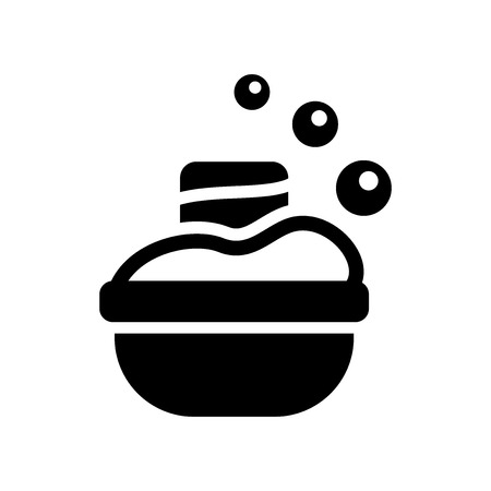 Soak icon. Trendy Soak logo concept on white background from cleaning collection. Suitable for use on web apps, mobile apps and print media.