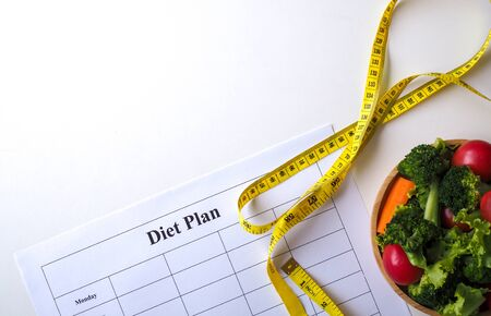 Healthy eating ideas diet control, weight loss and diet planning, reduce starch, eat salads instead.