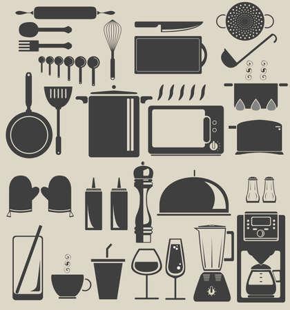 objects: Kitchen Objects