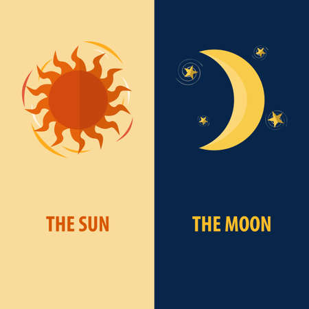 day dream: Day and night