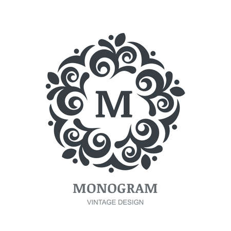 logo abstract ontwerp