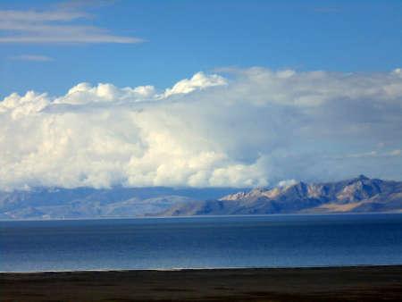 Great Salt Lake vista