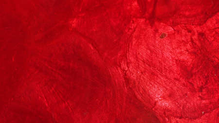 Red color background for valentines day or Chinese new year or Christmas celebration. Archivio Fotografico